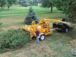 Chipper Services - Complete Tree Services Inc.